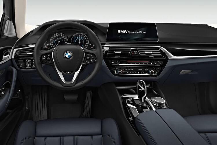 BMW 5 Series Saloon 518D 2.0 M Sport Auto
