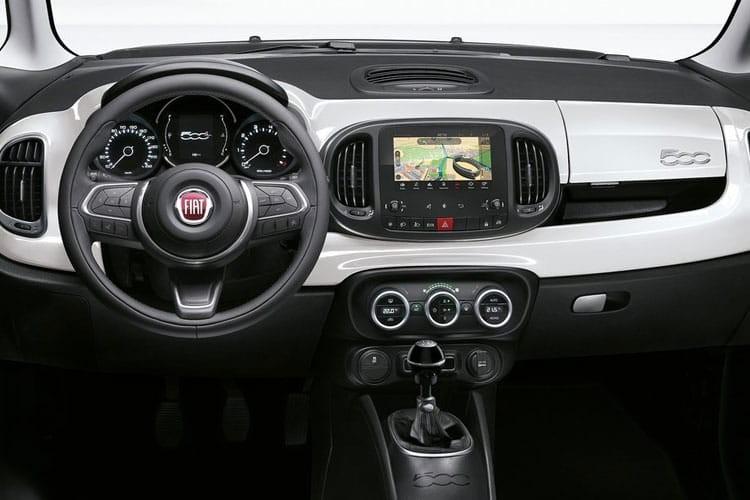 Fiat 500L Hatchback 5 Door Hatch 1.4 95hp Sport Start+Stop
