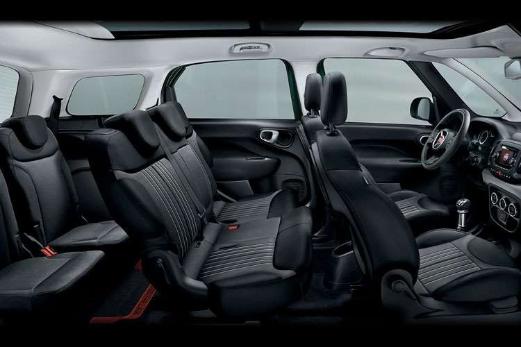 Fiat 500L MPW Estate 1.3 Multijet 95hp Pop Star Dualogic