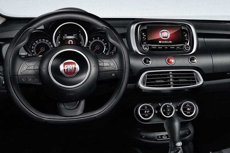 Fiat 500X Hatchback Hatch 1.4 MultiAir S-Design