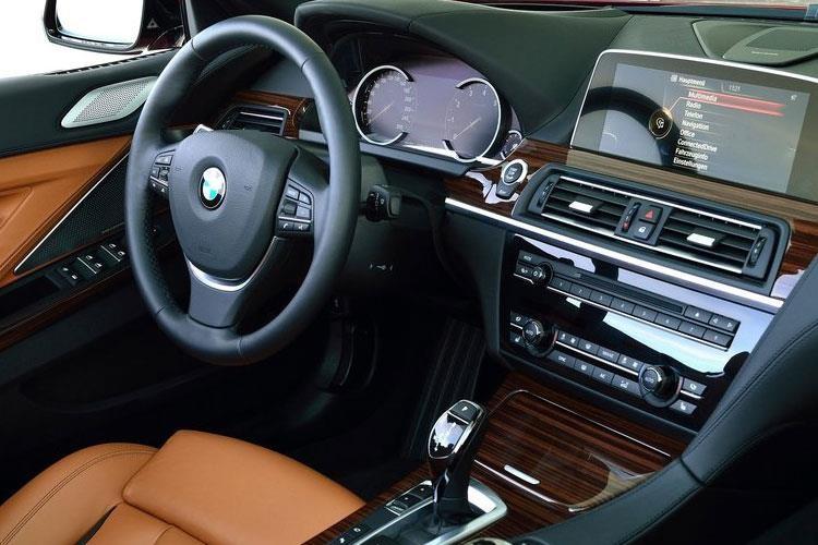 BMW 6 Series Convertible 640i 2 Door Convertible 3.0 M Sport Auto