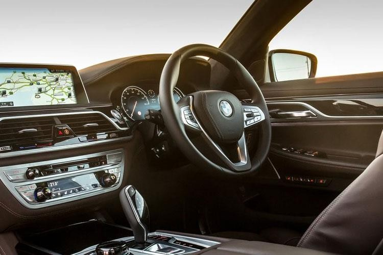 BMW 7 Series Saloon 725Ld Saloon 2.0 Exclusive Auto           G12