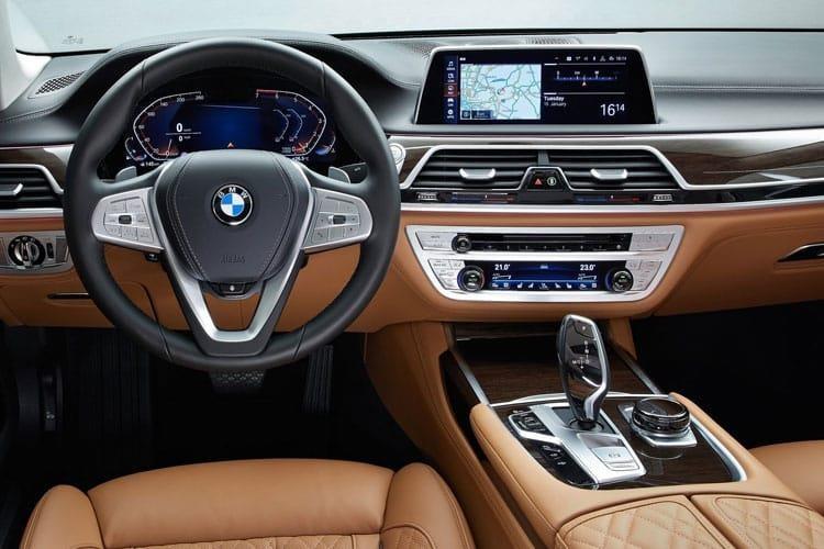 BMW 7 Series Saloon 730d 3.0 xDrive M Sport Auto LCI   G11