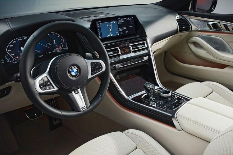 BMW 8 Series Convertible 840d 2 Door 3.0 xDrive Auto