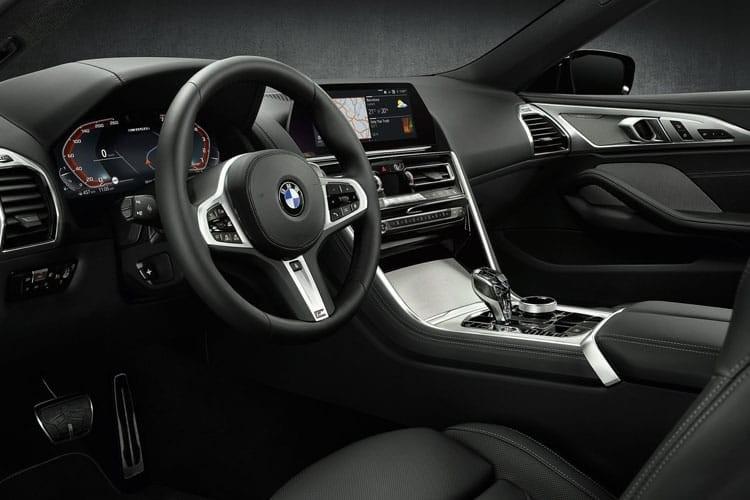 BMW 8 Series Coupe 840i 2 Door 3.0 Auto