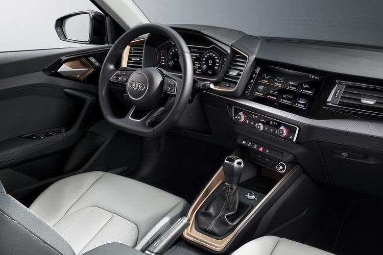 Audi A1 Sportback 5 Door 25 TFSI 95 S Line S tronic
