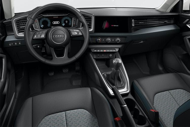 Audi A1 Sportback 5 Door 35 TFSI 150 Ctycv Tech Pack