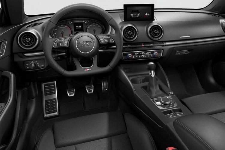 Audi A3 Cabriolet 2 Door 35 TFSI Cod S Line Tech Pack S tronic