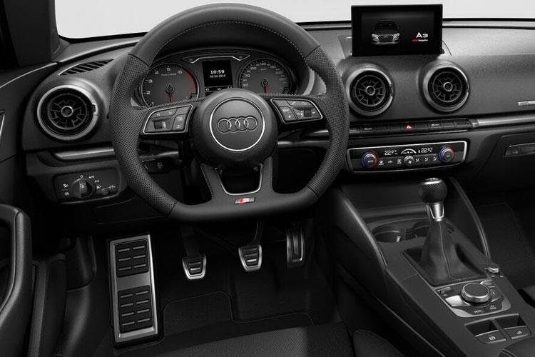 Audi A3 Cabriolet 2 Door 35 TFSI Cod 150 Sport Tech Pack
