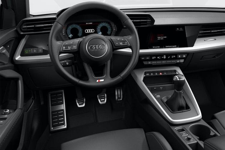 Audi A3 Saloon 4 Door 35 TDI 150 Vorsprung S tronic