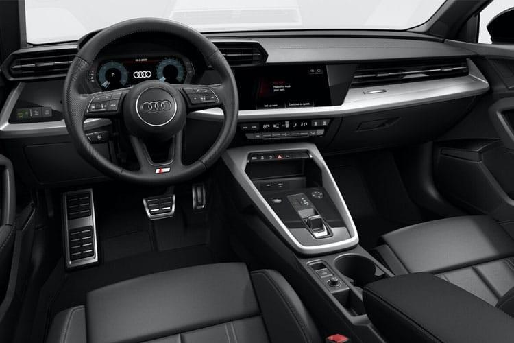 Audi A3 Sportback 5 Door 30 TFSI 110 Sport Cmfsd