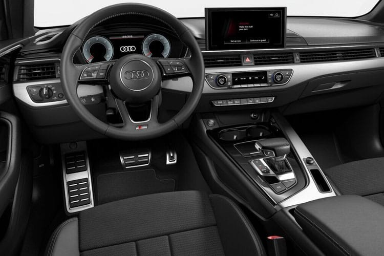Audi A4 Avant 40 TDI Quattro 190 S Line S tronic
