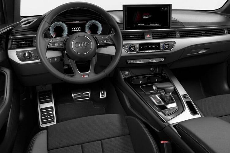 Audi A4 Saloon 35 TFSI 150 S Line S tronic