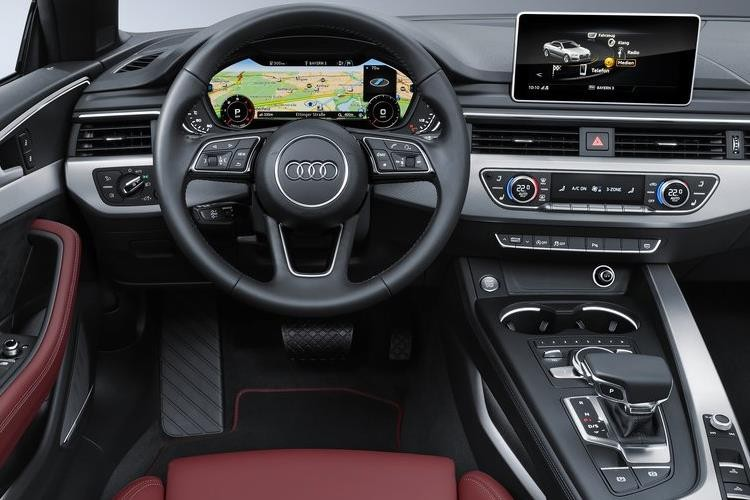 Audi A5 Cabriolet 2.0 TFSI 190ps S Line