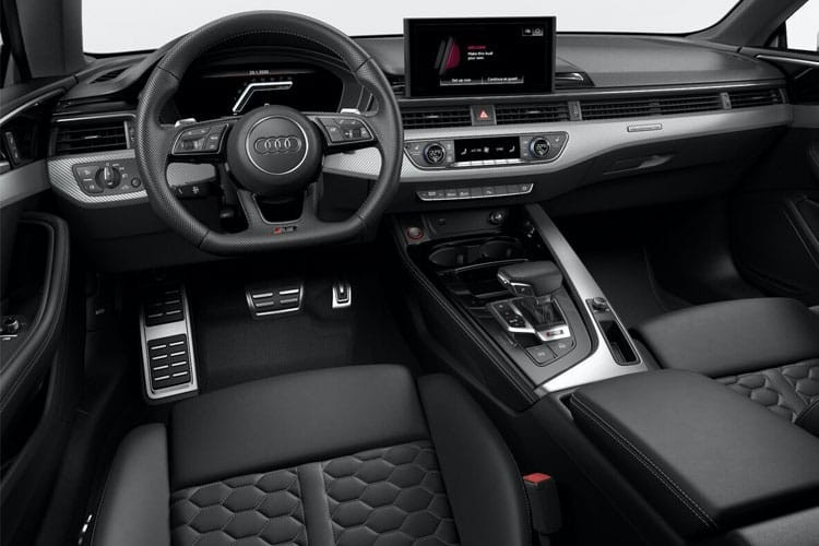 Audi A5 Coupe RS 5 2.9 TFSI Quattro 450ps Tiptronic