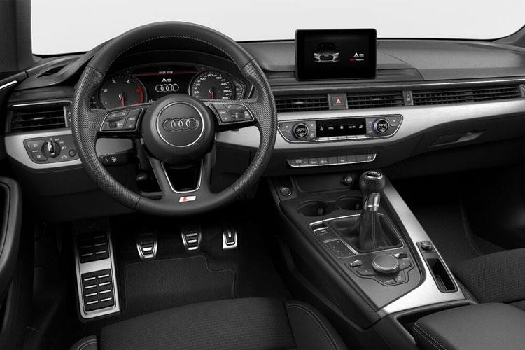 Audi A5 Coupe 35 TDI 163 Edition 1 S tronic
