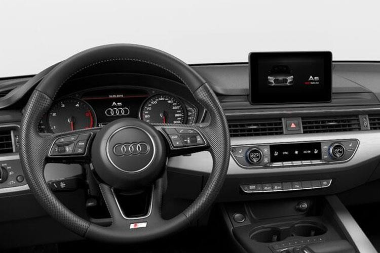 Audi A5 Sportback 40 TDI 190ps Black Edition S tronic