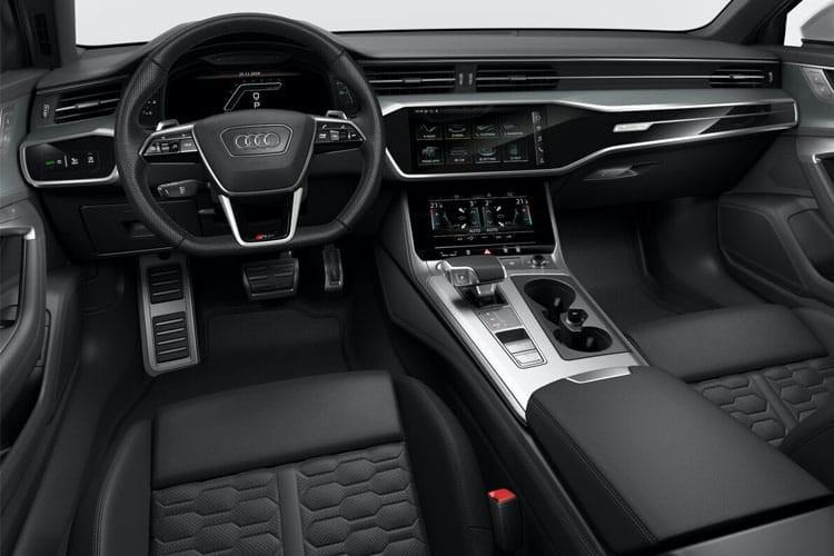 Audi A6 Avant RS6 TFSI 600 Quattro Carbon Black Tiptronic
