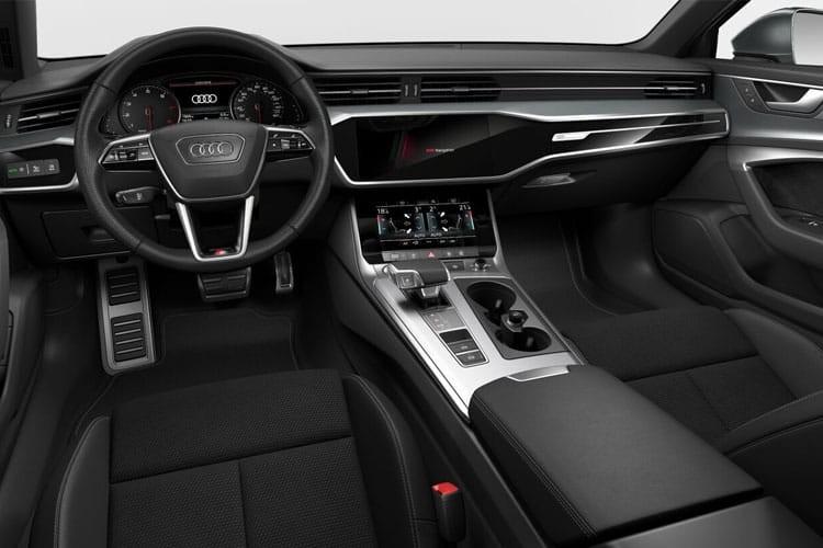 Audi A6 Avant 50 TDI 286 48V Quattro Black Edition Tech Pack Tiptronic