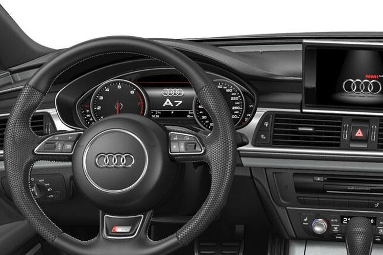 Audi A7 Sportback RS7 Sportback 4.0 TFSI 605 Performance Quattro Tiptronic