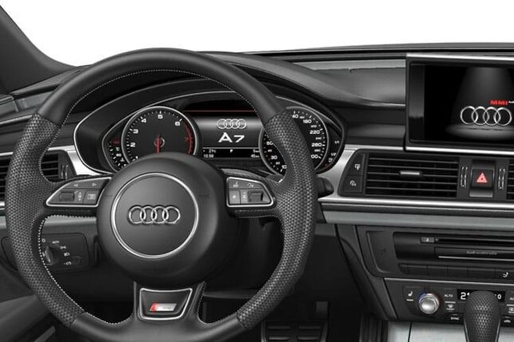 Audi A7 Sportback RS7 4.0 TFSI 560 Quattro Tiptronic