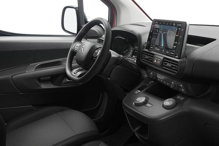 Citroen Berlingo Van 1.5BlHDi M 1000 Driver EAT8 Start+Stop