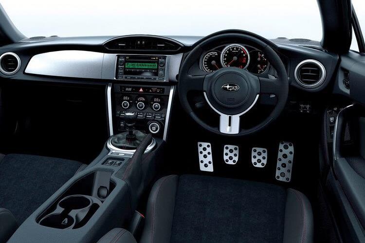 Subaru BRZ Coupe 2 Door 2.0i SE Lux Nav Auto
