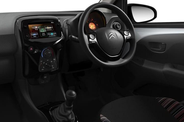 Citroen C1 Hatchback 3 Door 1.0 VTi 72 Feel