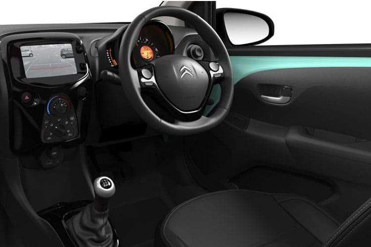 Citroen C1 Hatchback Airscape 5 Door 1.0 VTi 72 Feel Etg