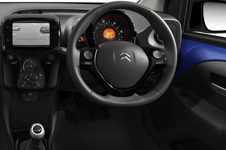 Citroen C1 Hatchback 5 Door 1.0 VTi 72 Origins