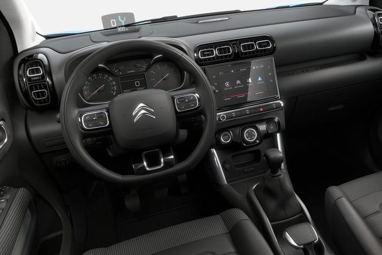 Citroen C3 Aircross Hatchback 1.2 Puretech 130 Feel Start+Stop