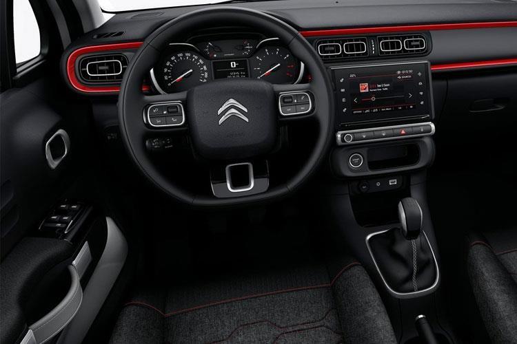 Citroen C3 Hatchback 5 Door Hatch 1.2 Puretech 83 Flair Plus Start+Stop