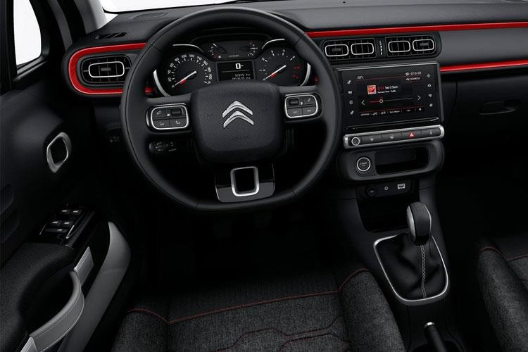 Citroen C3 Hatchback 5 Door Hatch 1.2 Puretech 83 Flair Start+Stop