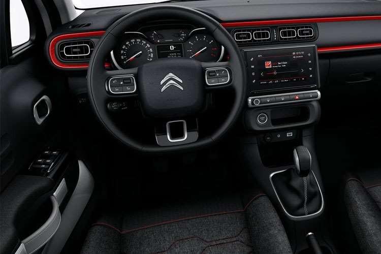 Citroen C3 Hatchback 5 Door Hatch 1.2 Puretech 82 Touch