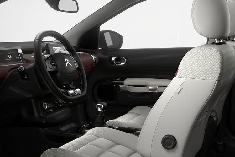 Citroen C4 Cactus Hatchback 1.5 BlueHDi 100 Feel 6speed Start+Stop