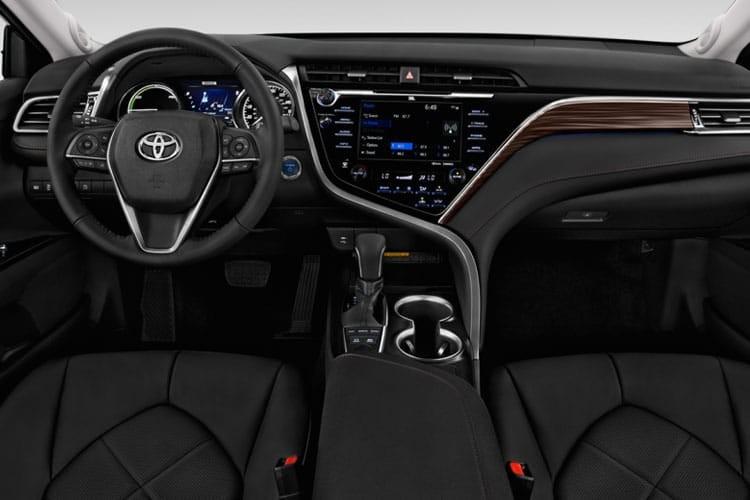 Toyota Camry Saloon 2.5 Vvt-I Hybrid Excel CVT 2WD