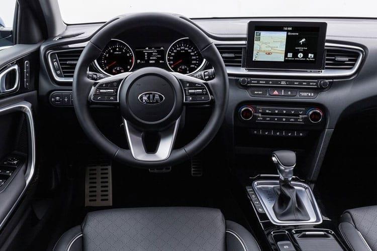 Kia Ceed Hatchback 5 Door Hatch 1.4 T-GDi 138bhp 3 ISG