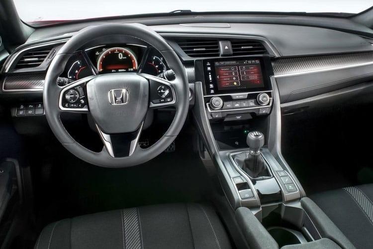 Honda Civic Hatchback 5 Door 1.6 i-DTEC SR Auto
