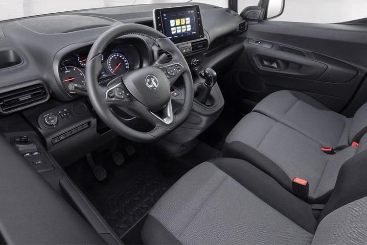 Vauxhall Combo Van Cargo L1H1 2300 1.5CDTi 130 Edition Auto