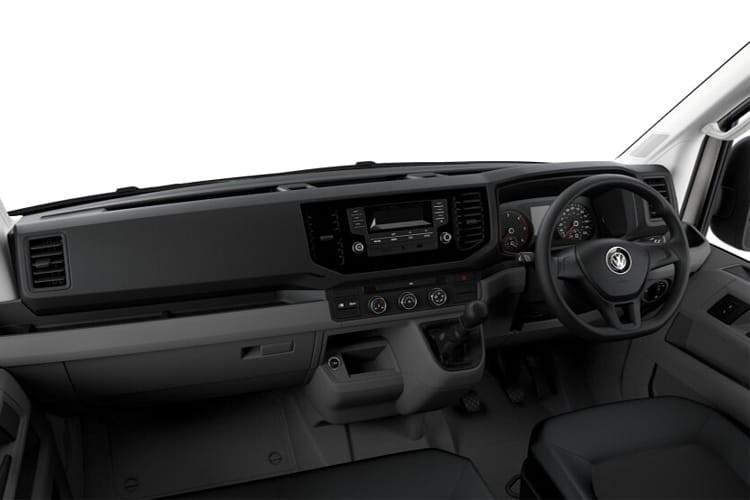 Volkswagen Crafter Van CR35 L3H3 P/Vn 2.0 TDI 140 Trendline
