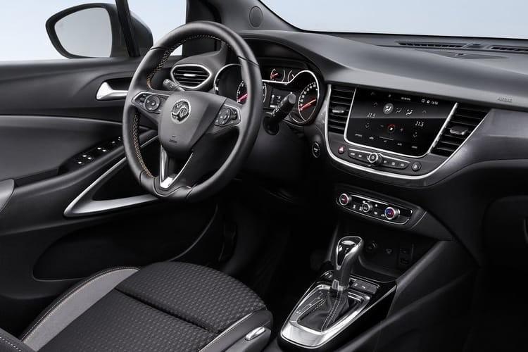 Vauxhall Crossland X SUV 1.2 83ps Tech Line Nav
