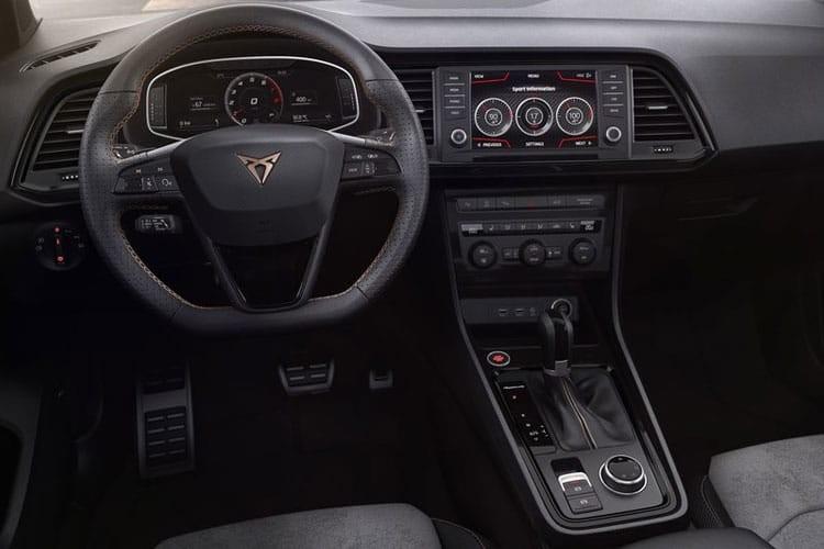 SEAT Cupra Ateca SUV 2.0TSI Design Comfort+Sound Pack NR DSG