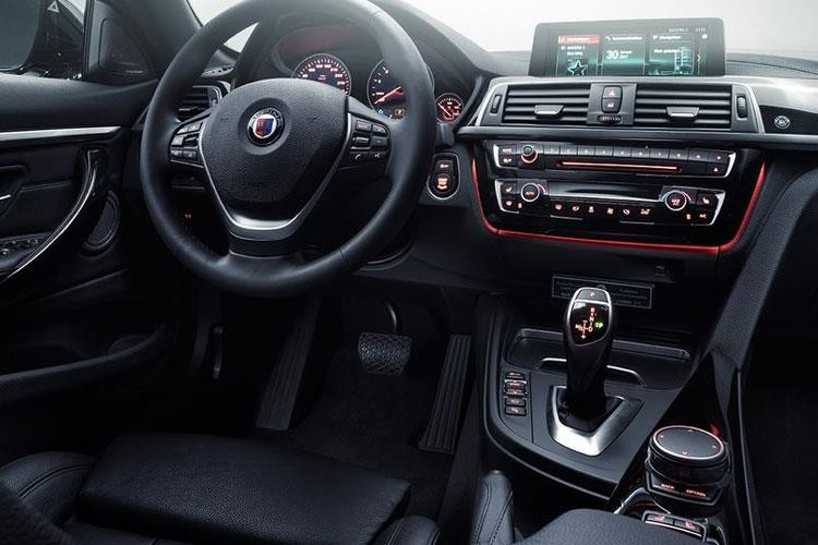 BMW Alpina D4 Coupe Coupe 3.0 Biturbo Switch-Tronic