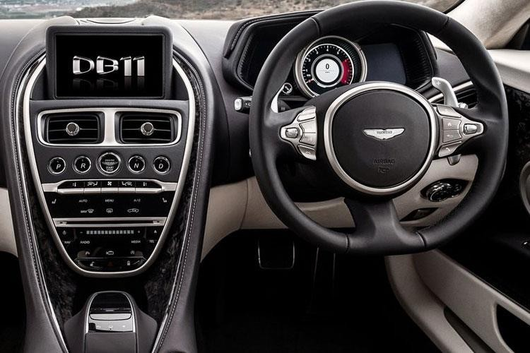 Aston Martin DB11 Coupe 2 Door V12 5.2 Touchtronic