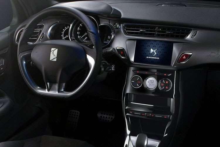 DS Automobiles 3 Cabriolet DS 3 Cabriolet 1.2 Puretech Performance Line EAT6 Start+Stop