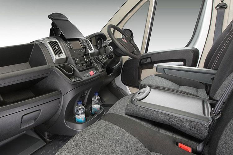 Fiat Ducato Van Maxi Combi Semi Glazed MH2 35 MWB 2.3 Multijet