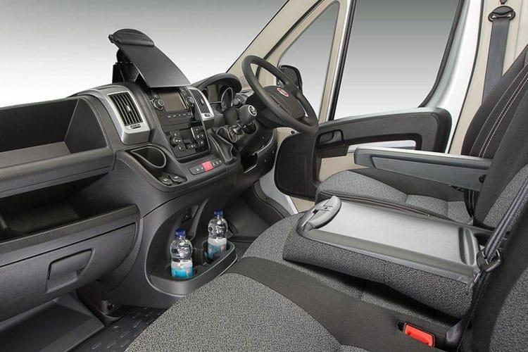 Fiat Ducato Van Maxi Platform Cab LXH1 35 LWB XLB 2.3 Multijet 140