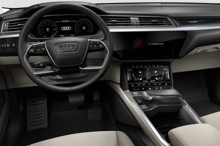 Audi E-Tron Estate 55 95kw Quattro 408ps Launch Edition