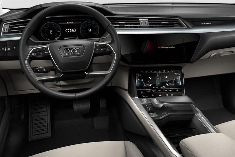 Audi E-Tron Estate 50 71kwh Quattro 313ps Technik