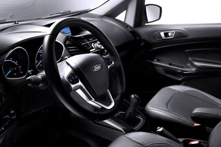 Ford Ecosport Hatchback 5 Door Hatch 1.5 TDCi Ecoblue 100 St/L